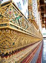 Angle of the Wat Arun (Temple of the Dawn) Stock Photography