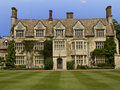 Anglesey Abbey Royalty Free Stock Photo