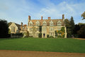 Anglesey Abbey - Main entrance Royalty Free Stock Photo