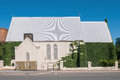 Anglican christ church colesberg south africa construction of the was completed in Stock Image