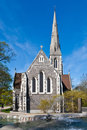 Anglican church Royalty Free Stock Photo