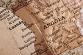 Angola Royalty Free Stock Photography