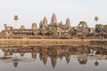 Angor Wat Royalty Free Stock Photography