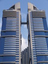 Angsana hotel suites in dubai uae on sheikh zayed road Royalty Free Stock Images