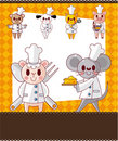 Animal Chef Card