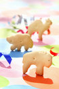 Animal Crackers Stock Photo