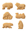 Animal Crackers (with clipping path)