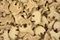 Animal Crackers Close Royalty Free Stock Images