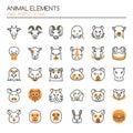 Animal Elements