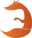 Animal Fox Print