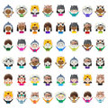Animal Hat Avatars