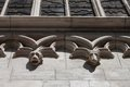 Animal Heads On The Facade Of ...