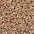 Animal Hearts ~ Seamless Backg...