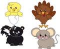 Animal  illustration Stock Photo