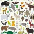 animal pattern Royalty Free Stock Photo