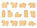 Animal Shaped Cookies