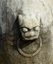 Animal Stone Carving