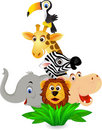 Animals Cartoon Stock Images