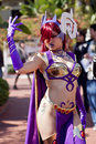 Anime Conji 2011 Royalty Free Stock Photography