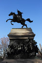 Anita Garibaldi monument Royalty Free Stock Photo