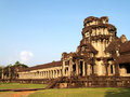 Ankor Wat, Cambodia Stock Photo