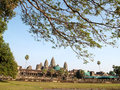 Ankor Wat, Cambodia Stock Photography