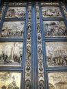 Anmut-Kathedrale in San Francisco Lizenzfreie Stockfotos