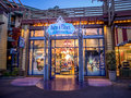 Anna & Elsa's Boutique  at Downtown Disney Royalty Free Stock Photo