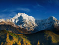 Annapurna South Stock Photos