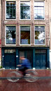 Anne frank house in amsterdam Royalty Free Stock Images