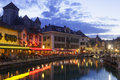 Annecy Royalty Free Stock Photography