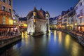 Annecy france Photo stock