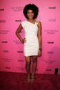 Annie ilonzeh at the victoria s secret release of the what is sexy list and the kickoffr to the bombshell summer tour the beverly Stock Photo