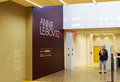 Annie Leibovitz Exhibition Royalty Free Stock Image