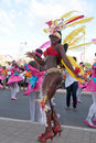 The annual Carnival in Cape Verde 2011 Royalty Free Stock Photography