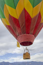 Annual Colorado Springs Labor Day Liftoff Royalty Free Stock Photo
