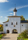 Annunciation Gate Church in Monastery - Suzdal Royalty Free Stock Photo
