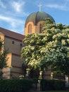 Annunciation Greek Orthodox Church, Stamford, Connecticut Royalty Free Stock Photo