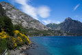 Another view of Bariloche Stock Photography
