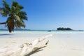 Anse Volbert, Seychelles Royalty Free Stock Photo