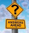 Odpovede dopredu
