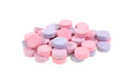 Antacid Tabs Berry Flavored Royalty Free Stock Photo