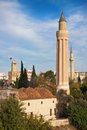 Antalya mosque Stock Photography