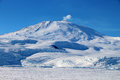 Antarctic Volcano
