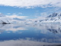 Antarctica Neumayer Channel Royalty Free Stock Photo