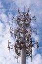 Antenn Fotografering för Bildbyråer