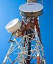 Antenna Stock Image