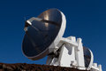 Antenna on mauna kea hawaii Stock Photography