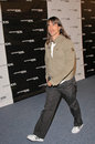 Anthony kiedis at the nintendo ds pre launch party at the day after hollywood ca Royalty Free Stock Photos