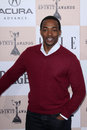 Anthony mackie at the film independent spirit awards santa monica beach santa monica ca Royalty Free Stock Image